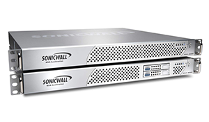 Dell SonicWALL Firewall, VPN Solution