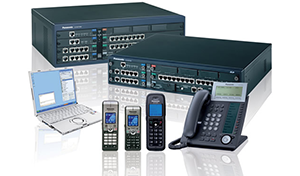 IP Phones, IP PBX Solution